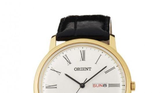 Đồng hồ Orient Quartz - trái tim vàng mang tinh thần Nhật Bản