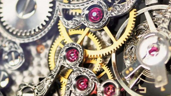Chân kính - Jewel là gì trong bộ máy đồng hồ?
