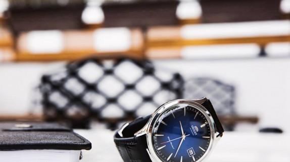Khám phá chi tiết đồng hồ đeo tay Orient Automatic chính hãng