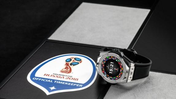 Hublot ra mắt đồng hồ 120 triệu dành riêng cho World Cup 2018