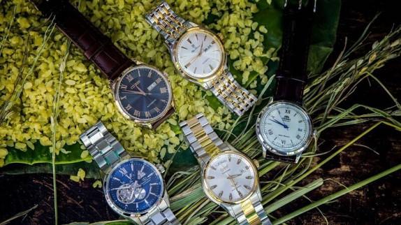 Cuộc hội ngộ đồng hồ khác phân khúc cùng thiết kế