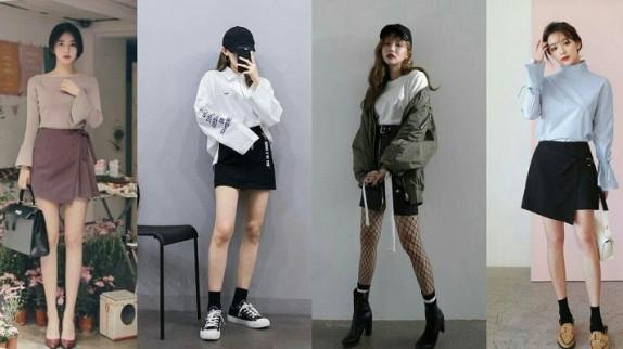 Cách phối đồ với chân váy hợp xu hướng thời trang hiện đại