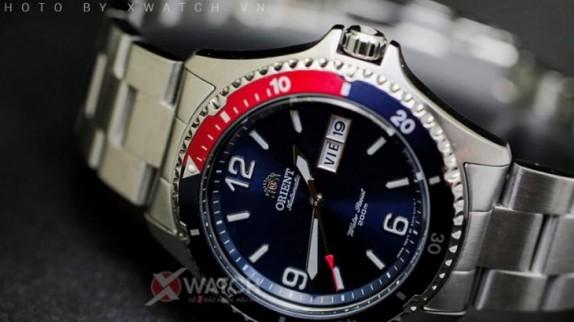Đồng hồ Orient Blue Mako - đồng hồ lặn tốt nhất dưới 6 triệu