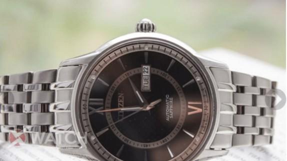 5 mẫu đồng hồ nam màu đen làm khuynh đảo thị trường đồng hồ 2017