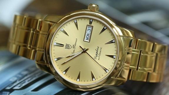 Đồng hồ automatic chính hãng: Tình yêu mãnh liệt của phái mạnh