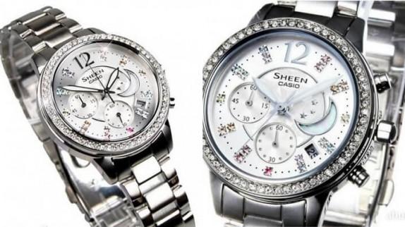 5 đặc điểm nổi bật của đồng hồ Casio Sheen chính hãng