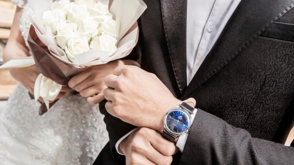 10 gợi ý đồng hồ cho chú rể cực lịch lãm, sang trọng