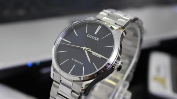 Lộ diện bộ đôi đồng hồ Citizen Automatic Sapphire độc đáo