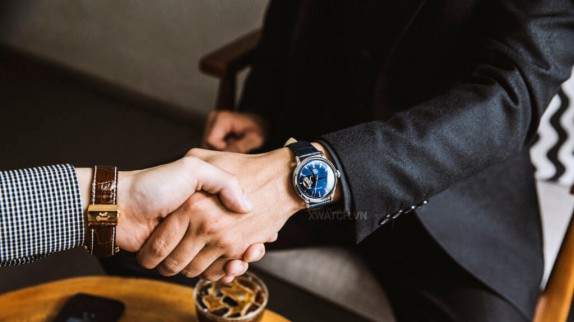 Cận cảnh 4 mẫu đồng hồ Thụy Sĩ nam số 1 dành cho doanh nhân