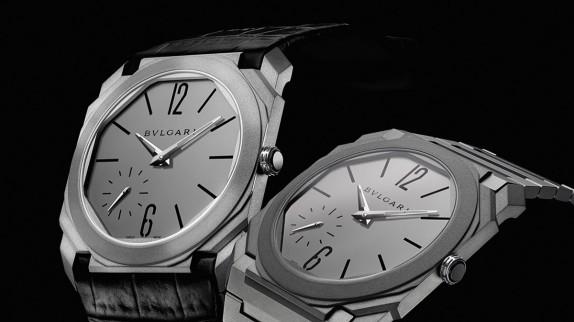 Bulgari Octo Finissimo độc chiếm cả 3 kỷ lục đồng hồ cơ mỏng nhất thế giới