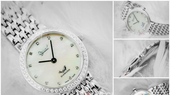 Tại sao phái đẹp thích đồng hồ đeo tay màu trắng?
