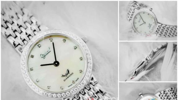 TOP 3 đồng hồ đeo tay nữ màu trắng được yêu thích