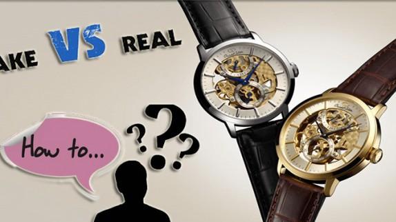 Bật mí cách kiểm tra đồng hồ chính hãng đúng chuẩn nhất
