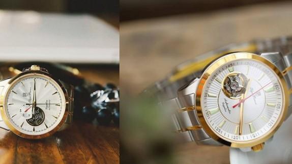 Đồng hồ cơ OP - Bạn chọn tròn đầy hay khuyết thiếu?