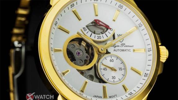Hé lộ thông tin thú vị về đồng hồ quartz Japan Movt
