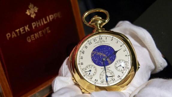 """Đồng hồ quả quýt - 4 thế kỷ """"oanh tạc"""" nền công nghiệp đồng hồ!"""