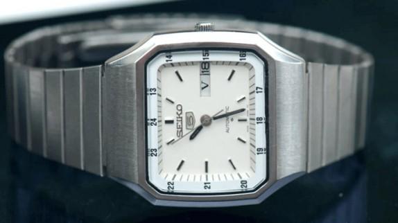 Tại sao người ta lại sưu tầm đồng hồ Seiko 5 cổ?