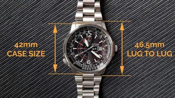 Lug to lug là gì? Và cách chọn size đồng hồ phù hợp