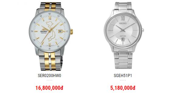 4 lời khuyên cho bạn muốn mua đồng hồ nam tại Đà Nẵng