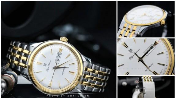5 lí do tại sao nên chọn đồng hồ đeo tay Olym Pianus