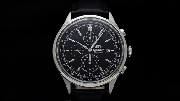 3 đặc điểm cực chất của đồng hồ Orient Chronograph
