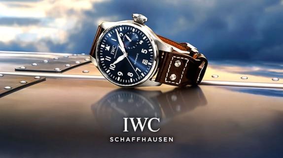 Những bộ sưu tập đồng hồ IWC đình đám trên thế giới