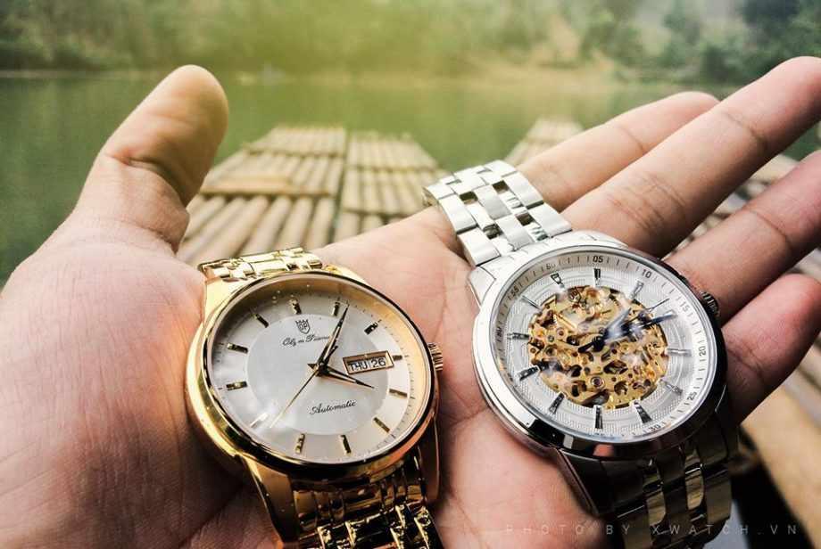 Mua đồng hồ OP chính hãng ở đâu và với giá nào thì hợp lý?