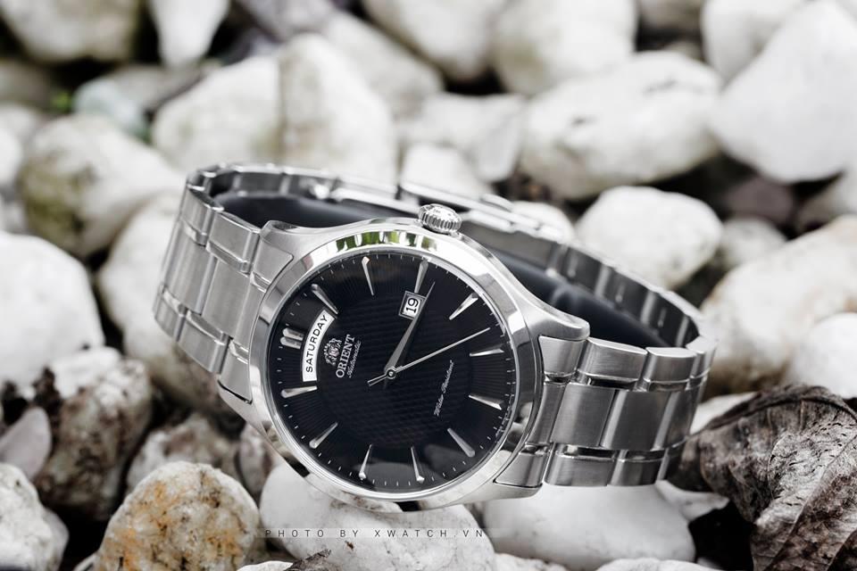 Đồng hồ Orient Water Resist chống nước như thế nào?
