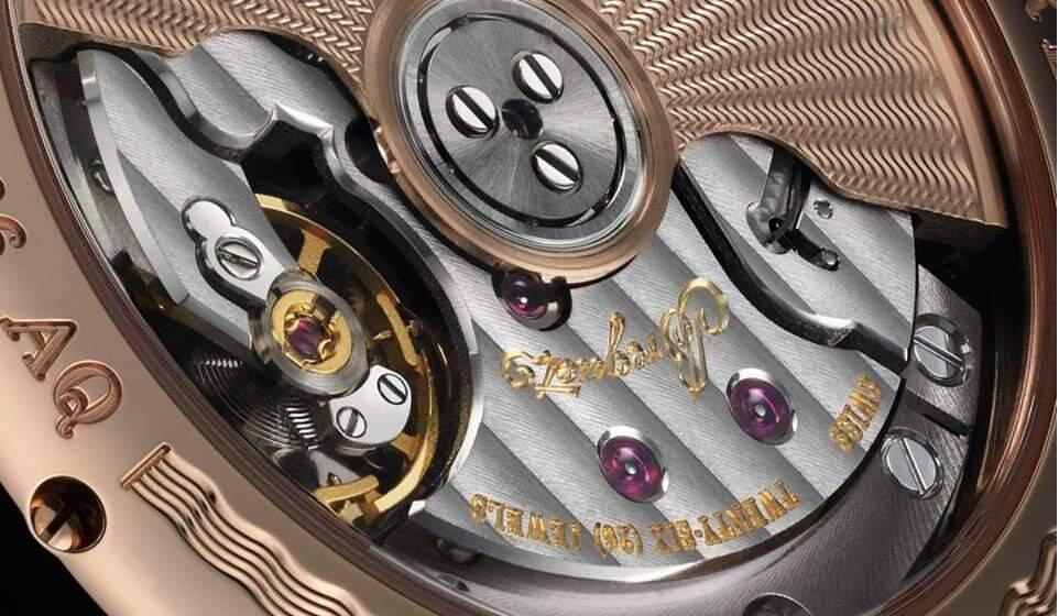Khám phá sơ lược cấu tạo của đồng hồ đeo tay