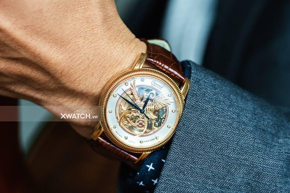 """3 """"tố chất"""" của đồng hồ làm nên đẳng cấp doanh nhân"""