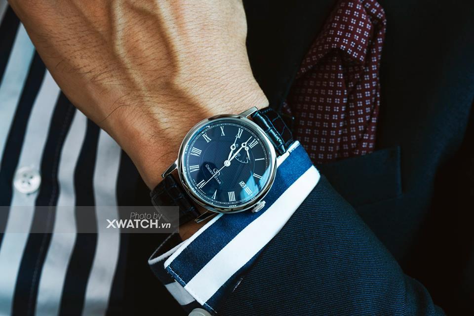 Tất tần tật về thay mặt kính - thay dây da đồng hồ Orient