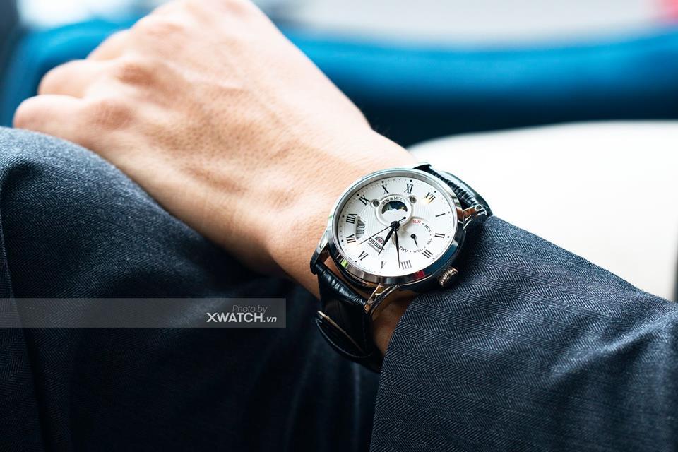 Tìm nơi bán đồng hồ Orient tại Hà Nội