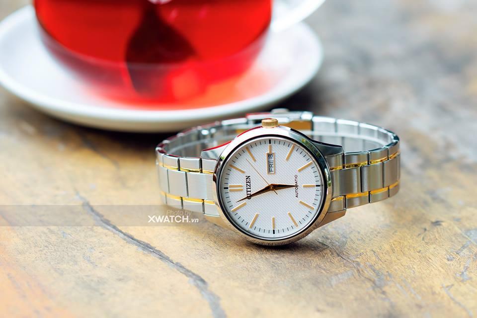 Góc tư vấn : Nên và không nên khi mua đồng hồ nam ở Vinh