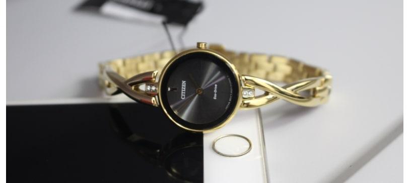 Bỏ túi bí quyết chọn đồng hồ Citizen nữ như cô nàng sành điệu