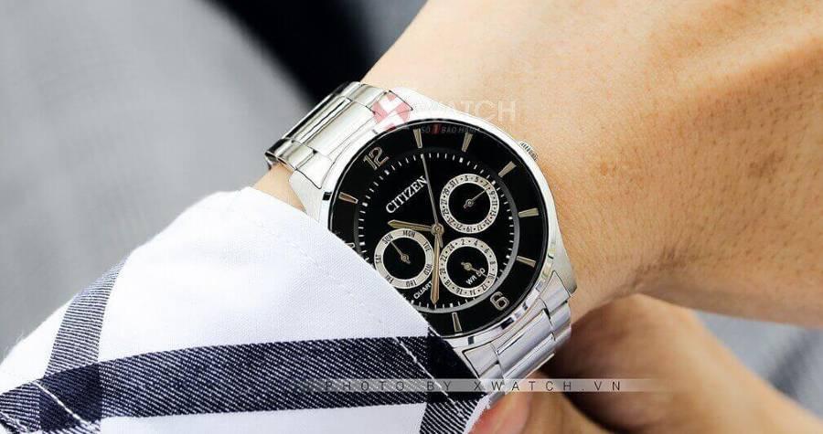 Điểm mặt 3 mẫu đồng hồ hiệu giá bình dân