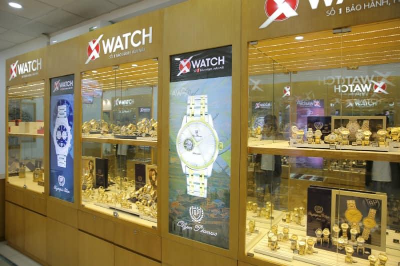 Đồng hồ Xwatch đang phân phối thương hiệu chính hãng nào?
