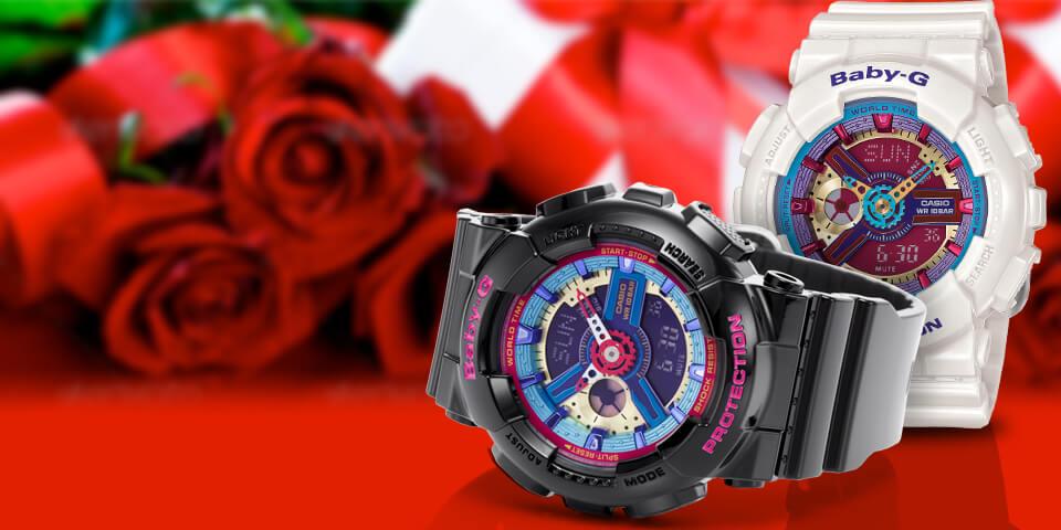Đồng hồ Casio Baby Girl nữ chính hãng - Toàn tập về cách sử dụng