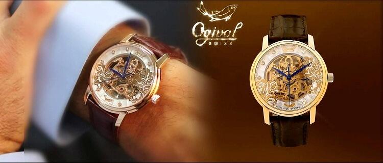Địa chỉ bảo hành đồng hồ Ogival chính hãng uy tín