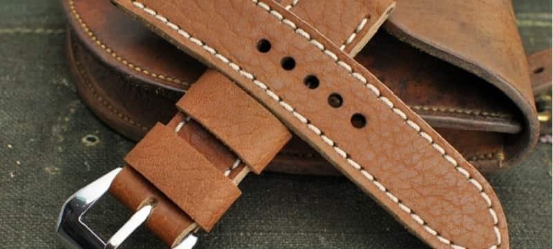 Bí quyết cần biết để bảo quản dây da đồng hồ như mới