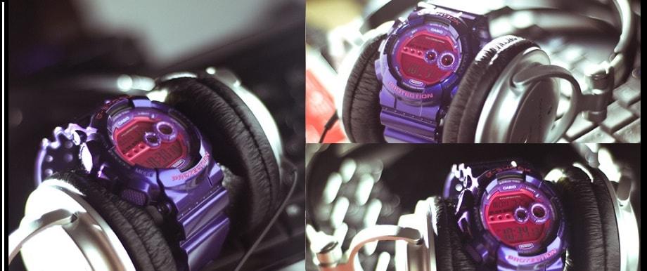 Đồng hồ thể thao nam màu hồng- Chắc chỉ Casio mới điên đến vậy!