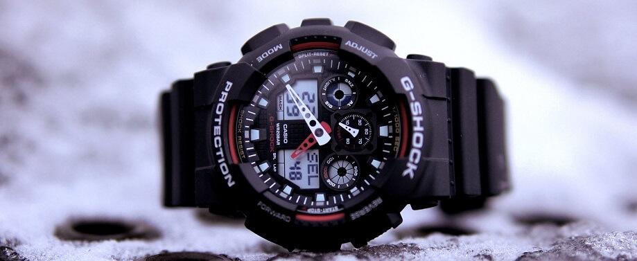 Các loại đồng hồ g shock và đâu là loại được yêu thích nhất?