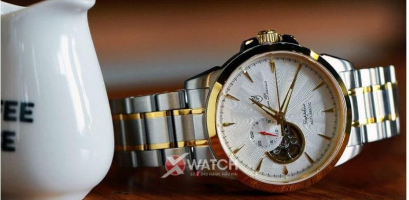 3 điểm đánh giá đồng hồ Olym Pianus cực chuẩn
