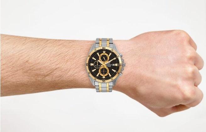 Top 3 đồng hồ nam cao cấp chính hãng Casio Gold mới nhất