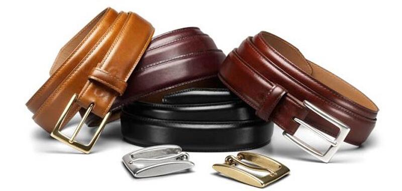 5 nguyên tắc phối thắt lưng nam hàng hiệu với các loại trang phục