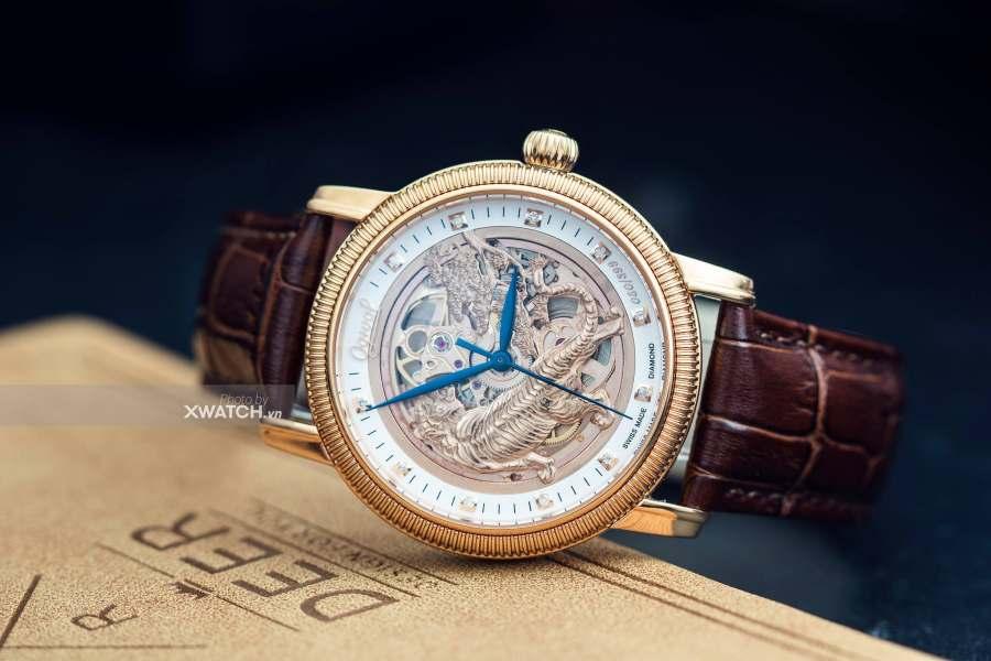 Chỉ dẫn giúp bạn mua đồng hồ Thụy Sỹ tại Hà Nội
