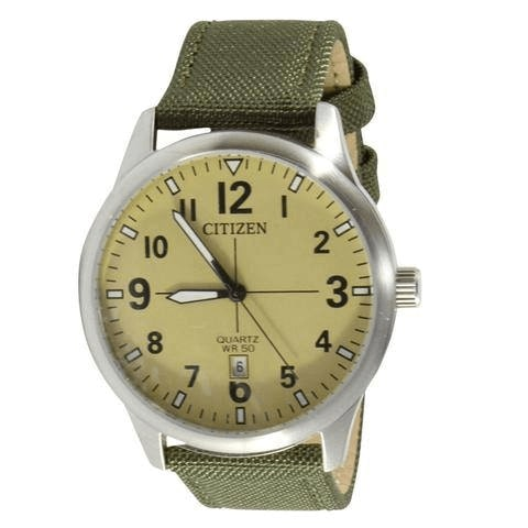 Đồng hồ nam dây dù - lựa chọn hàng đầu cho phong cách bụi!