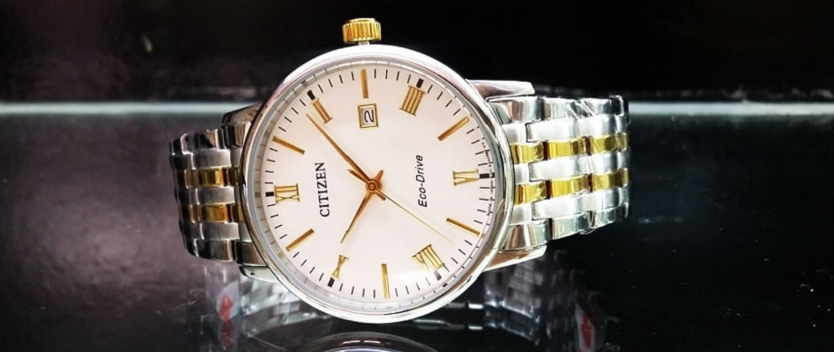 Đồng hồ Citizen mạ vàng - Đẳng cấp doanh nhân