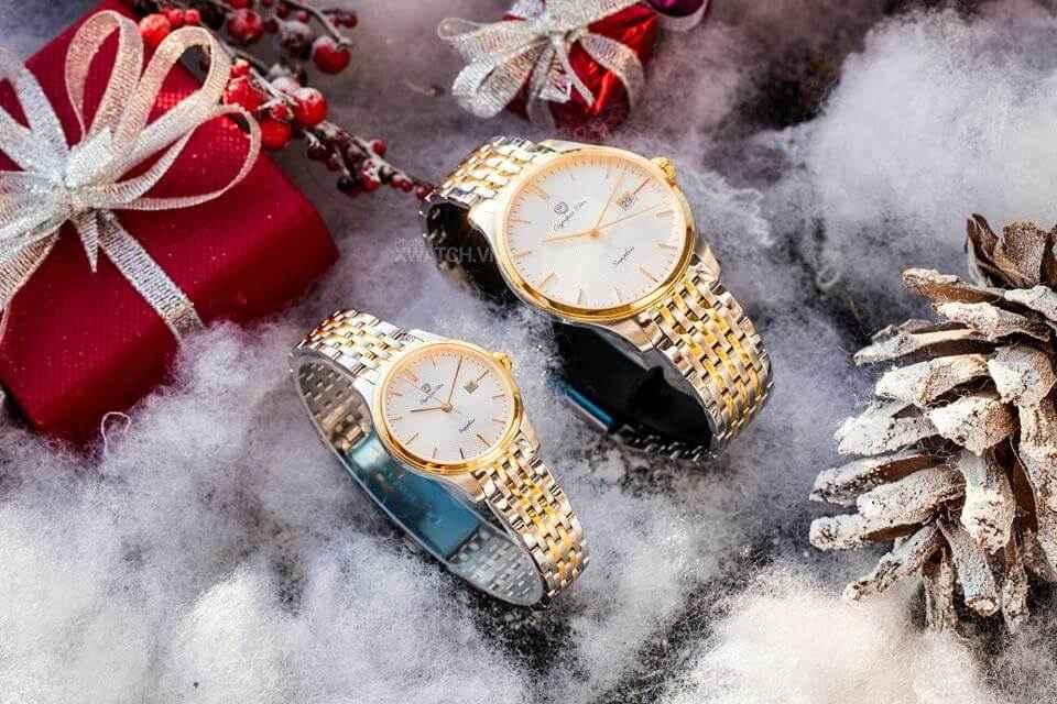 Có nên tặng đồng hồ cho người yêu?