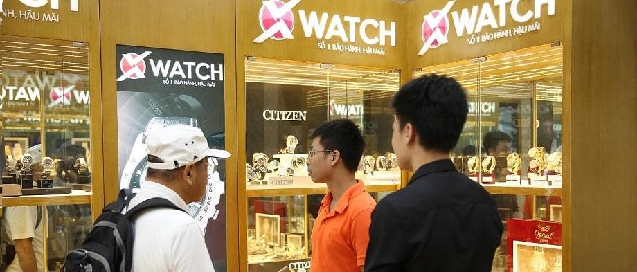 Gợi ý địa chỉ bán đồng hồ đẹp Hà Nội