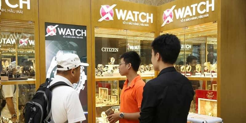 42 Nguyễn Oanh - Shop đồng hồ nam Gò Vấp uy tín